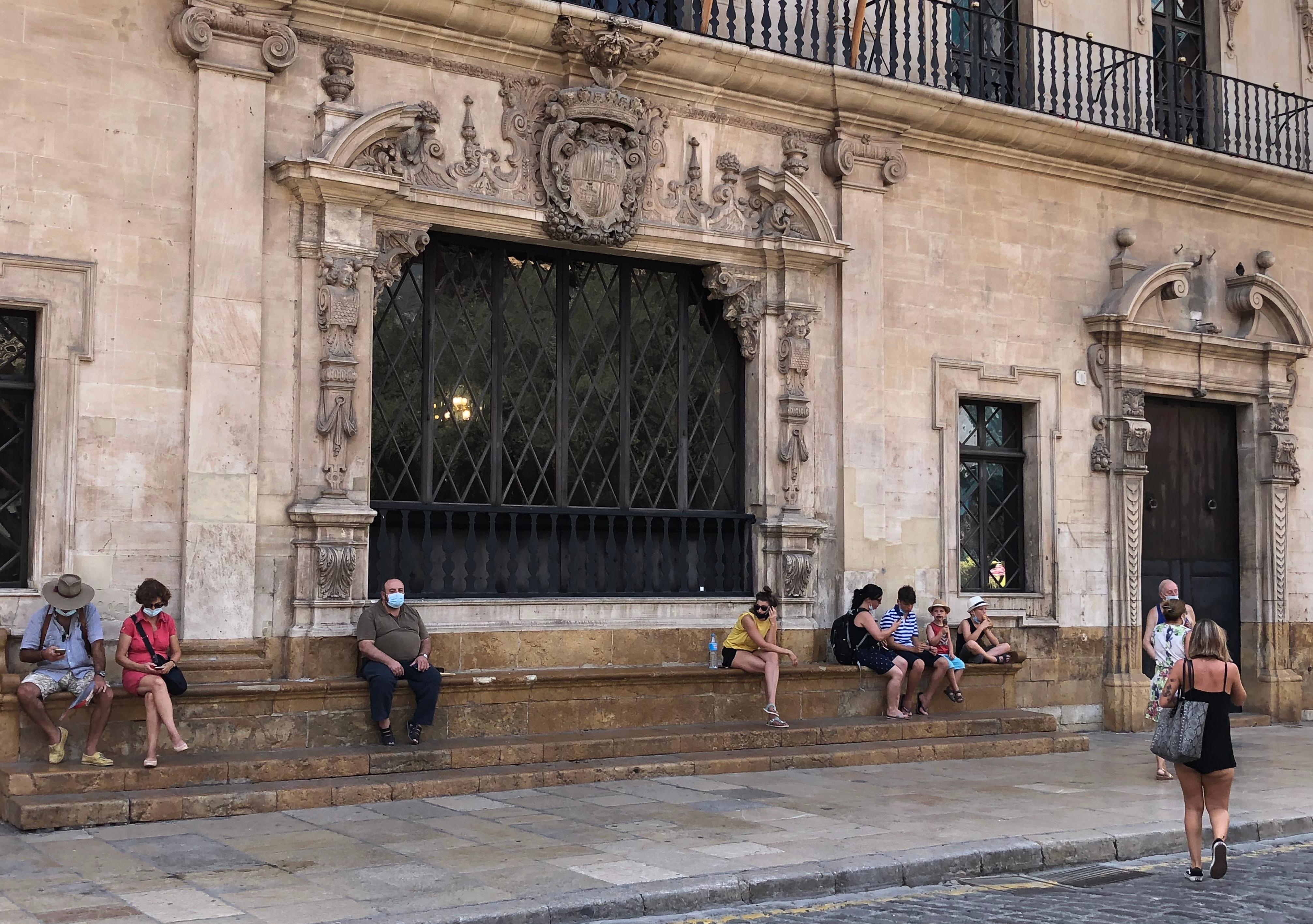Bando Si no fuera por de Palma de Mallorca